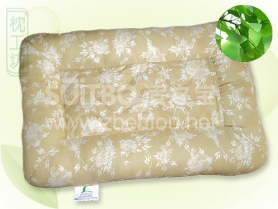 Ginkgo pillow